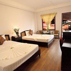 Hanoi Golden Hotel 3* Стандартный номер с различными типами кроватей фото 6