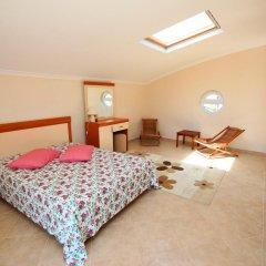 Отель Вилла Royal Paradise Town Белек комната для гостей