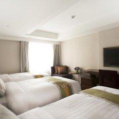Best Western Premier Seoul Garden Hotel 4* Стандартный номер с различными типами кроватей фото 3