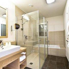 Отель Feldwebel Австрия, Зёлль - отзывы, цены и фото номеров - забронировать отель Feldwebel онлайн ванная фото 2