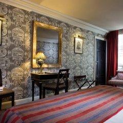 Отель Villa D'Estrees Париж спа