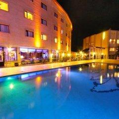 Van Sahmaran Hotel Турция, Эдремит - отзывы, цены и фото номеров - забронировать отель Van Sahmaran Hotel онлайн бассейн