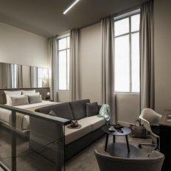 Отель Best Western Premier Opera Liege 4* Улучшенный номер с различными типами кроватей фото 5