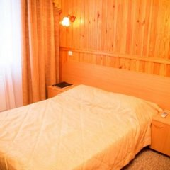 Гостиница Эдельвейс Улучшенный номер с 2 отдельными кроватями фото 9