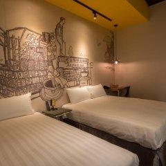 Cho Hotel 3* Стандартный номер с различными типами кроватей фото 10