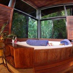Отель Chachagua Rainforest Ecolodge 3* Стандартный номер с различными типами кроватей фото 7