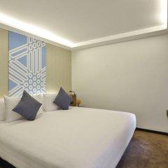 Отель U Sukhumvit Bangkok 4* Улучшенный семейный номер с двуспальной кроватью фото 13