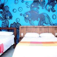 Отель Mangueville Стандартный номер с различными типами кроватей фото 5