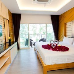 Anda Beachside Hotel 3* Стандартный номер с двуспальной кроватью фото 5