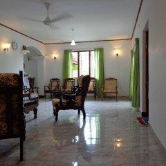 Отель Sethra Villas Шри-Ланка, Бентота - отзывы, цены и фото номеров - забронировать отель Sethra Villas онлайн интерьер отеля фото 2