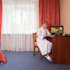 Гостиница AMAKS Центральная Улучшенный номер разные типы кроватей фото 12