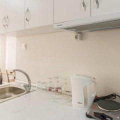 Отель Ortakoy Aparts & Suites Апартаменты с различными типами кроватей фото 18