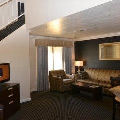 Отель Alexis Park All Suite Resort 3* Люкс с 2 отдельными кроватями