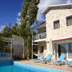 Отель Villa Taşev Патара бассейн