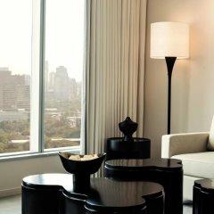Отель Park Hyatt Bangkok 5* Люкс с различными типами кроватей фото 4