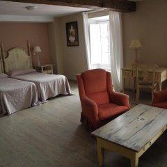 Отель Hosteria de Arnuero 3* Улучшенный номер с различными типами кроватей фото 4