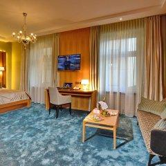 Hotel Torbrau 4* Номер Делюкс с различными типами кроватей фото 3