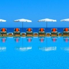 Отель Santa Marta Испания, Льорет-де-Мар - 2 отзыва об отеле, цены и фото номеров - забронировать отель Santa Marta онлайн бассейн фото 2