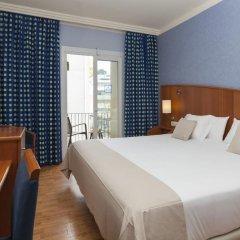 Delfin Hotel 4* Стандартный номер двуспальная кровать фото 4