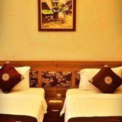Hanoi Little Center Hotel 3* Улучшенный номер 2 отдельные кровати фото 2
