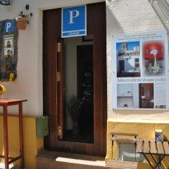 Отель Pension San Marcos интерьер отеля фото 2
