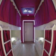 Гостиница HQ Hostelberry комната для гостей