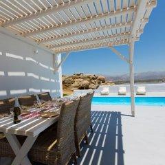 Отель Naxian Utopia Luxury Villas & Suites 3* Люкс с различными типами кроватей фото 6