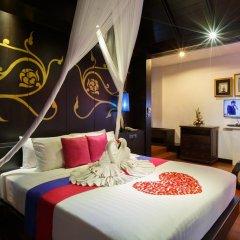 Отель Aquamarine Resort & Villa 4* Вилла с различными типами кроватей фото 30