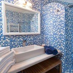 Отель Anema Residence Греция, Остров Санторини - отзывы, цены и фото номеров - забронировать отель Anema Residence онлайн ванная