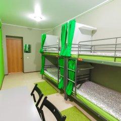 Хостел Wiki Кровать в общем номере с двухъярусной кроватью фото 10