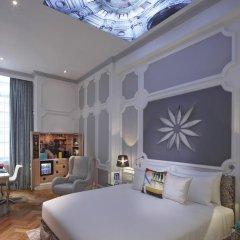 Отель Sofitel So Singapore 5* Стандартный номер с различными типами кроватей фото 2