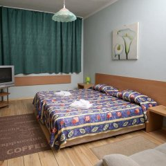 Отель Огнян Болгария, София - отзывы, цены и фото номеров - забронировать отель Огнян онлайн комната для гостей фото 4