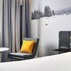 Novotel London Canary Wharf Hotel 4* Улучшенный номер с 2 отдельными кроватями фото 4