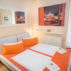Отель City Guesthouse Pension Berlin 3* Стандартный номер с двуспальной кроватью фото 11