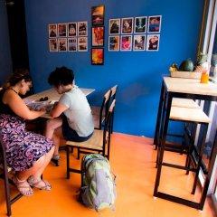 BTS Khaosan Hostel Бангкок питание фото 2