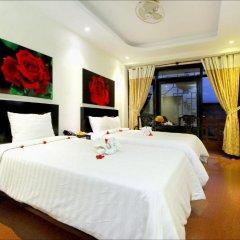 Отель Thanh Binh III 3* Стандартный семейный номер с двуспальной кроватью