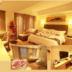Shenzhen Renshanheng Hotel 4* Стандартный номер фото 6