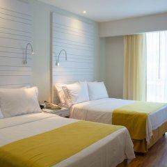 Отель Holiday Inn Express And Suites Mexico City At The Wtc 3* Стандартный номер фото 3