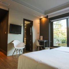 Отель Río Bidasoa Испания, Фуэнтеррабиа - отзывы, цены и фото номеров - забронировать отель Río Bidasoa онлайн комната для гостей фото 4