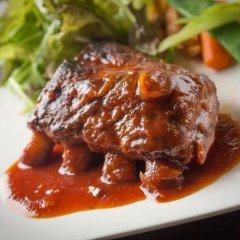 Отель Lodge Karunaju & The Alpine Grill Хакуба питание