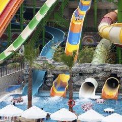 Crystal Sunset Luxury Resort & Spa Турция, Сиде - 1 отзыв об отеле, цены и фото номеров - забронировать отель Crystal Sunset Luxury Resort & Spa - All Inclusive онлайн бассейн фото 3