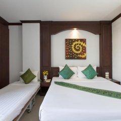 Отель Patong Buri 3* Стандартный номер с различными типами кроватей фото 11