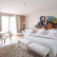 Отель La Garriga de Castelladral комната для гостей фото 4