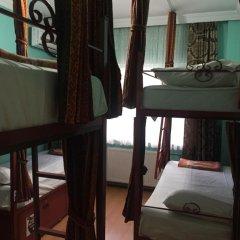 Big Apple Hostel & Hotel Кровать в общем номере с двухъярусной кроватью фото 5