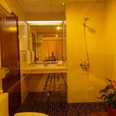 Tianjin Inner Mongolia Jinma Hotel 3* Улучшенный люкс с различными типами кроватей фото 2