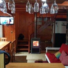 Отель Cabaña El Volcan