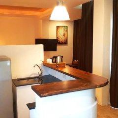 Отель Baan Khao Hua Jook 3* Стандартный номер с различными типами кроватей фото 5