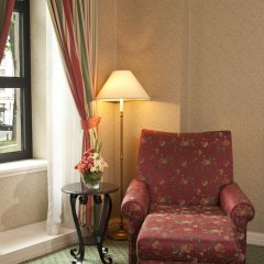 Отель Marriott Tbilisi 5* Представительский номер разные типы кроватей фото 3