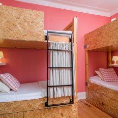 Passport Lisbon Hostel 2* Кровать в женском общем номере фото 7