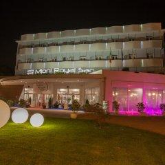 Отель Mioni Royal San Италия, Монтегротто-Терме - отзывы, цены и фото номеров - забронировать отель Mioni Royal San онлайн гостиничный бар